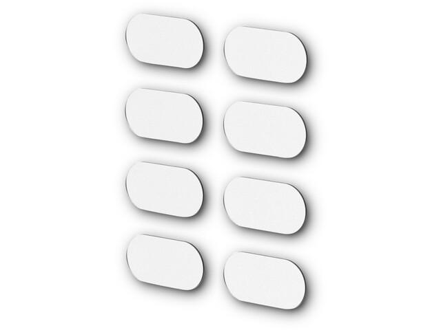 Cube RFR Rock Fall Protection Pad Set transparent